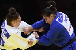 Judoka Guusje Steenhuis pakt brons op WK
