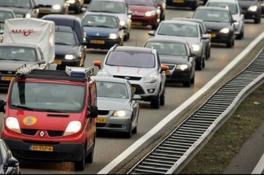 Kettingbotsing met acht auto's op A73