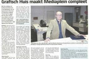 Het Boxmeers Weekblad is het roerend met ons eens