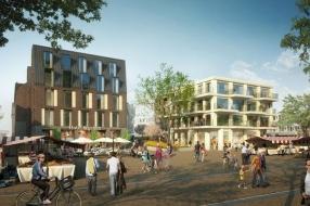 'Dit is de doodsteek', ondernemers boos over plannen voor centrum