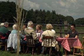 Een hapje eten in het weiland: in Wijchen kan het