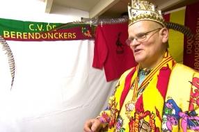 Frank heeft een obsessie voor carnaval: 'Ik heb duizenden carnavalsonderscheidingen'