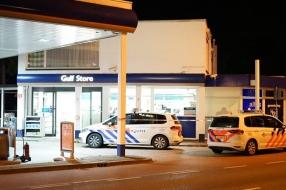 Geld buitgemaakt bij overval tankstation Wijchen