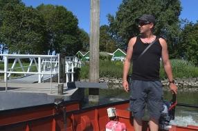 'Heen motte betalen', Brabants kleinste veerdienst heeft een nieuwe veerman