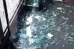 Honderden brillen buitgemaakt bij brutale inbraak