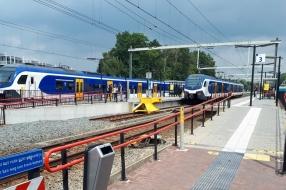 Jongen (6) stapt per ongeluk trein in, belandt in Oss