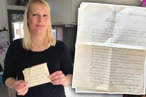 Spoor van mysterieuze liefdesbrief van 78 jaar oud leidt naar Wijchen