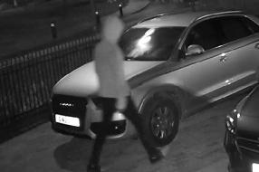 Wijchen - Gezocht - Audi gestolen, politie vraagt herkenning