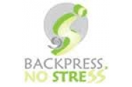Backpress No Stress Logo