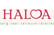 Relatiebemiddelingsbureau HALOA Logo