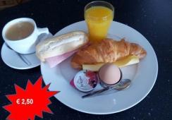 Ontbijt voor €2,50 bij BijBen!