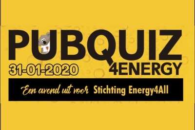 Evenement: PubQuiz Energy4All
