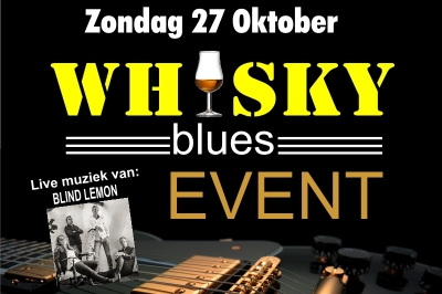 Evenement: Whiksy Blues Event