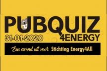 PubQuiz Energy4All Verploegen party- en congrescentrum