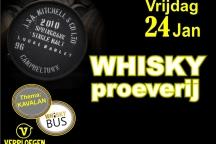 Whisky proeverij Verploegen party- en congrescentrum
