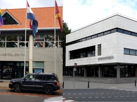 Discussie over fusie Wijchen en Druten barst los