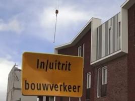 Gemeenten proberen druk van de woningmarkt te halen