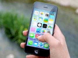 Minderjarige dief rukt mobieltje uit handen
