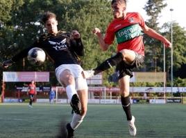 NEC wint moeizaam tegen de amateurs van Alverna